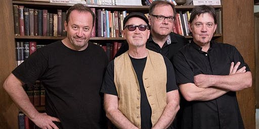 The Smithereens with Their Special Guest Vocalist Marshall Crenshaw