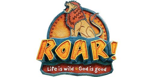 Roar - Life is Wild, God is Good VBC 2019