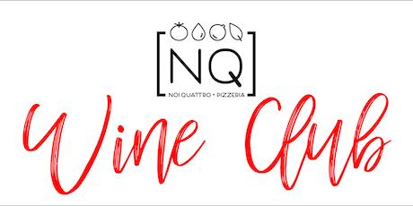 NQ Wine Club tickets