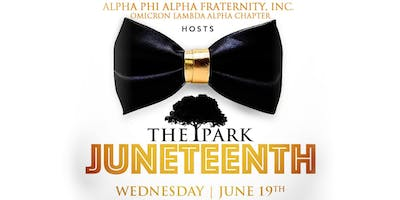 Juneteenth: Black Independence Day hosted by Alpha Phi Alpha Fraternity, Inc Omicron Lambda Alpha Chapter
