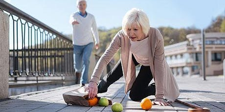 FREE!  Fall Prevention & Education Class: Los Gatos tickets