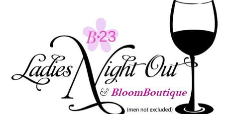 B23 presents a Night Out & BloomBoutique, Back NineTavern at Southington CC tickets