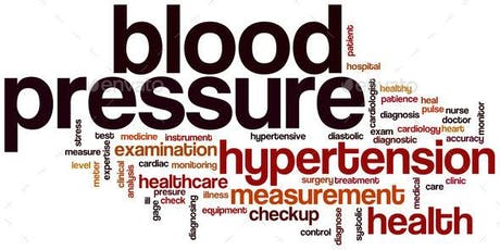 FREE Blood Pressure Store Tour  tickets