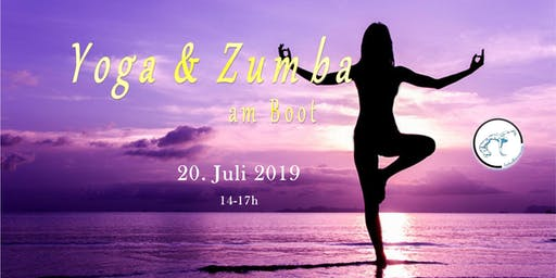 Yoga & Zumba am Boot (Neusiedler See)
