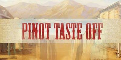 Pinot Taste Off