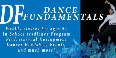 Dance Fundamentals -1st Free Trial Class tickets