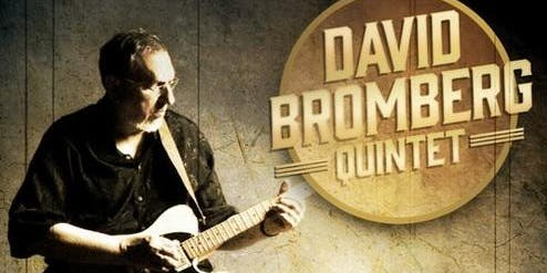 The David Bromberg Quintet + Jordan Tice