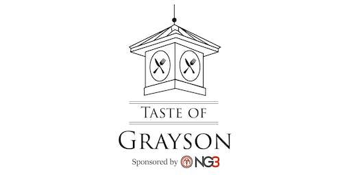 Taste of Grayson 2019
