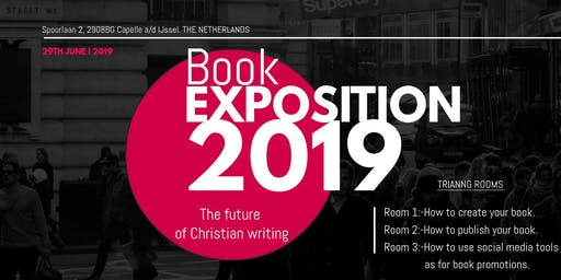 BOOK EXPOSITION 2019.
