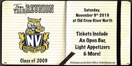 Neuqua Valley Class of 2009: Ten Year Reunion tickets