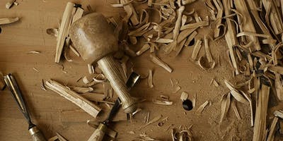 Wild Sharing: Wood Carving with Alec Stevens