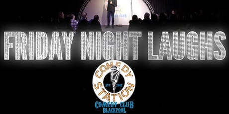 Friday Night Stand-Up Comedy tickets