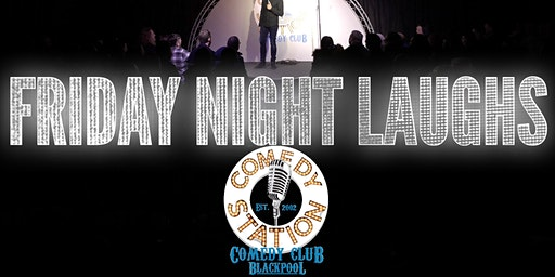 Friday Night Stand-Up Comedy