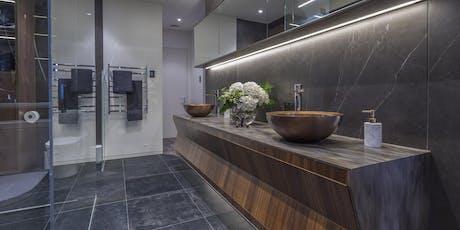 Bathroom Design Seminar - Your bathroom, Your sanctuary tickets