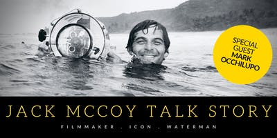 *EVENT POSTPONED* - JACK MCCOY TALK STORY - CENTRAL COAST