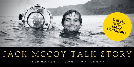 JACK MCCOY TALK STORY - CENTRAL COAST