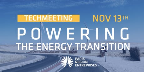 TechMeeting - Powering The Energy Transition tickets