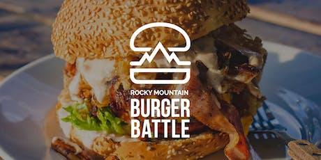 Rocky Mountain Burger Battle 2019 tickets