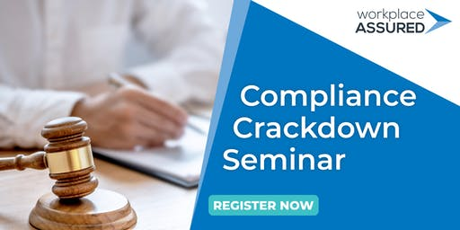 Victorian Chamber - Compliance Crackdown Seminar - Narre Warren