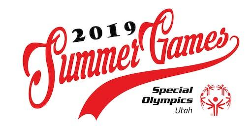 VOLUNTEER Summer Games - Block Party and Summer Games Celebration - Special Olympics Utah