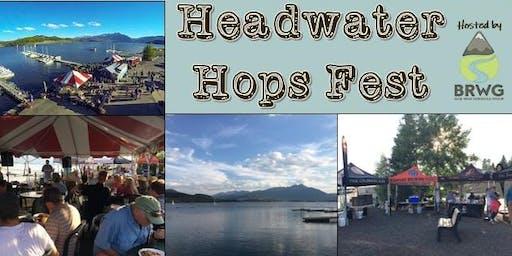 2019 Headwater Hops Fest