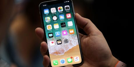iPhone for Beginners (T2-19) tickets