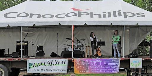 Diamond M Ranch Summer Solstice Music Festival