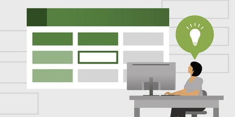 Microsoft Excel 101 (T2-19) tickets