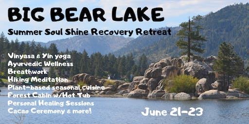 Summer Soul Shine Recovery Retreat