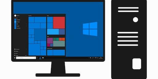 Windows 10 Computer Basics 201 (T2-19)