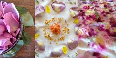 Eco Bundle Dye :: Botanical Art