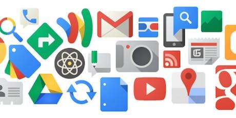 Google Apps 201 (T2-19) tickets
