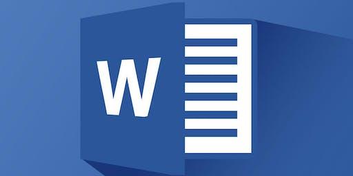 Microsoft Word 201 (T2-19)