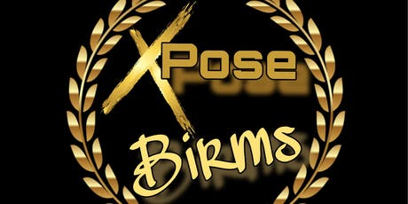 XposeBirms: Business Networking and Showcase Event tickets