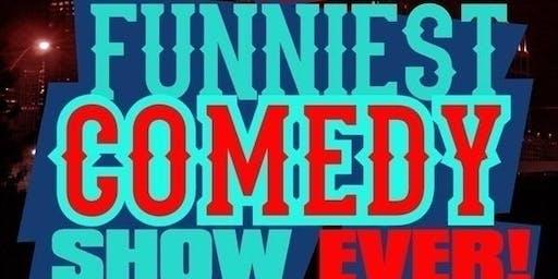 Saturday Comedy @ Oak Lounge