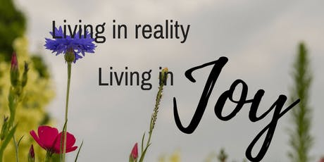 Living in Joy - A Passage To Your Inner Self Through Emotions tickets