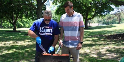Assemblyman Colin Schmitt's 7th Annual All American Hot Dog Roast