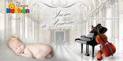 """Concierto """"Sueños de Princesas"""""""