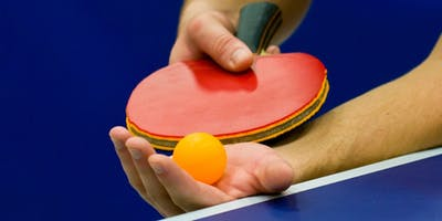 Table Tennis - MONDAY (Afternoon) - 2:00PM - 5:00PM @ Berala Community Centre 2019