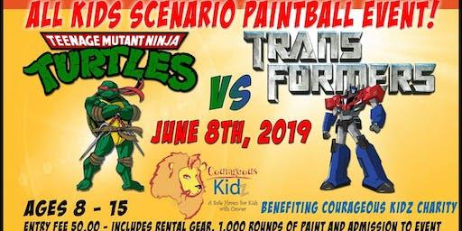 TMNT vs Transformers
