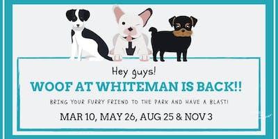 WOOF at Whiteman 2019