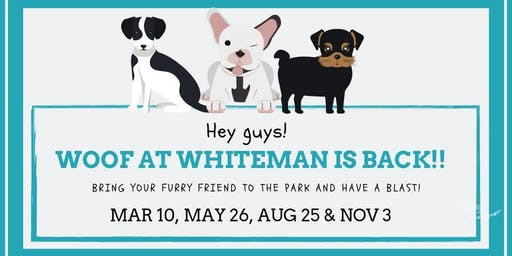 WOOF at Whiteman 2019