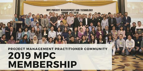 MPC Project Management Forum #1/2019 tickets