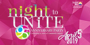 Night to Unite: 95th Anniversary Party