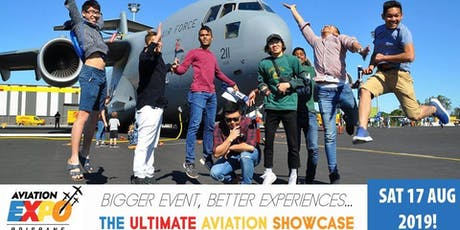 2019 Aviation Expo  tickets