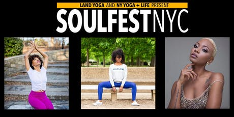 SOULFest NYC 2019 tickets