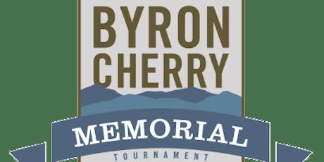 Byron Cherry Memorial Golf Tournament 2019 tickets