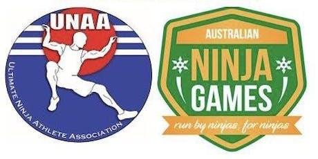 Ninja Kids 'Ninja Warrior Challenge'  tickets