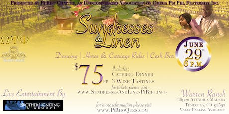 Sundresses and Linen tickets