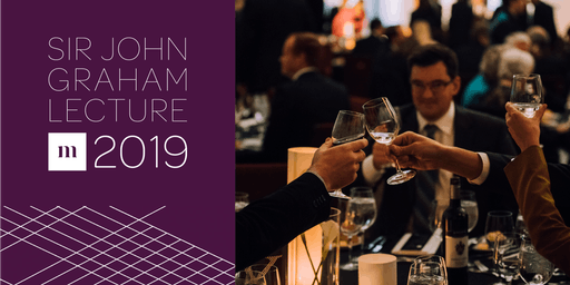 2019 Sir John Graham Lecture | Across Our Fault Lines